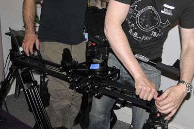 Kessler Crane Shuttle Pod Mini Slider